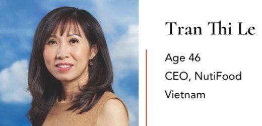 2 CEO Việt lọt top nữ doanh nhân quyền lực châu Á 2019