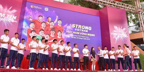 Quang Hải, Duy Mạnh, Hùng Dũng… được vinh danh sau mùa giải thành công