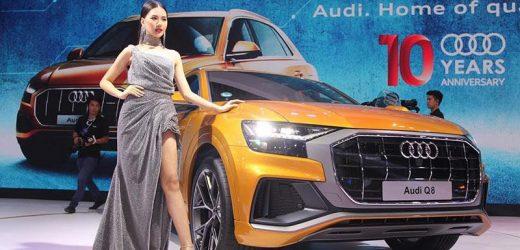 """Vietnam Motor Show 2019: Audi """"trình làng"""" 6 mẫu xe mới"""