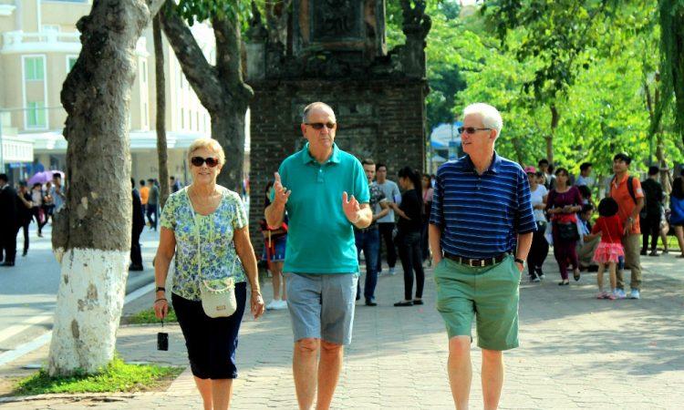 Việt Nam đã đón 14,5 triệu du khách quốc tế
