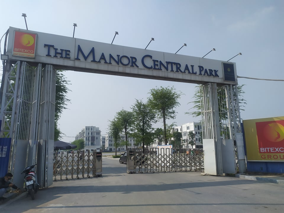 14 lô đất thuộc dự án The Manor Central Park thế chấp tại ngân hàng: Bitexco nói gì?