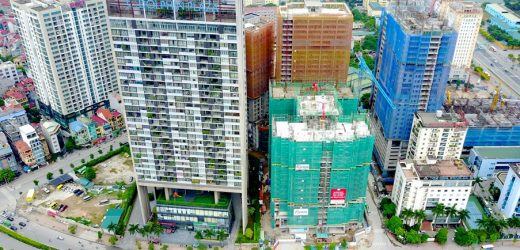 Chung cư cao cấp Dolphin Plaza 'cơi nới' phòng chức năng thành căn hộ