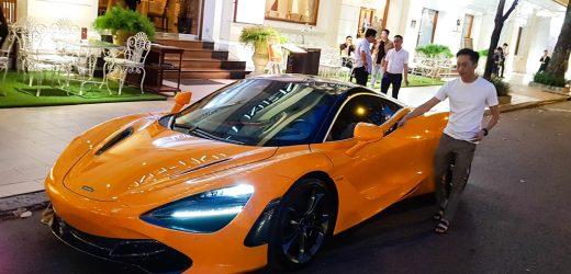 Quốc Cường Gia Lai bết bát, Cường Đôla vẫn tậu siêu xe triệu USD