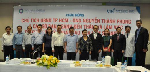 Khu Y tế kỹ thuật cao Shangri-La: Hiện thực hóa ước mơ của người Việt