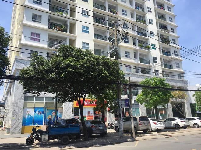 Chung cư ở TP.HCM chuyển nhượng căn hộ bất hợp pháp