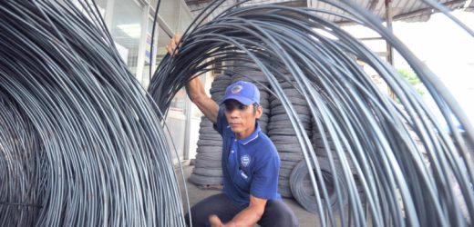 Tập đoàn Hòa Phát sụt giảm sản lượng 2 tháng liên tiếp