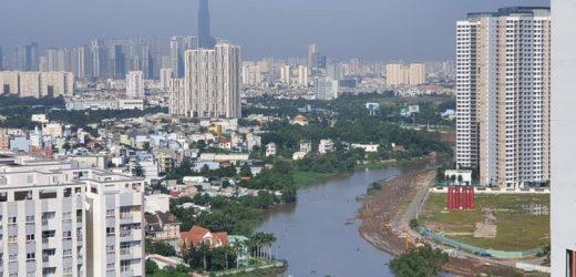 Giá nhà chung cư rao bán trực tuyến tại TP.HCM cao hơn Hà Nội