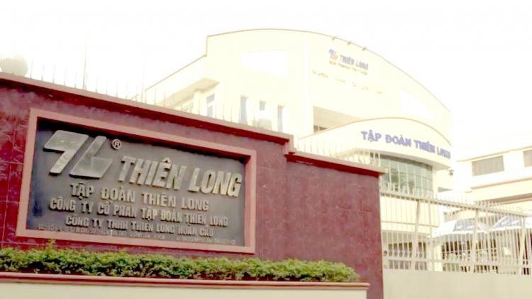 Lợi nhuận quý 3/2019 giảm mạnh, cổ phiếu Tập đoàn Thiên Long mất giá 30%