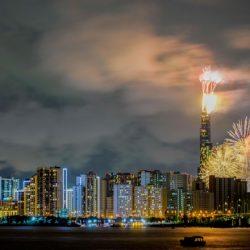 TP.HCM dự kiến bắn pháo hoa ở toà nhà Landmark đón Tết Dương lịch
