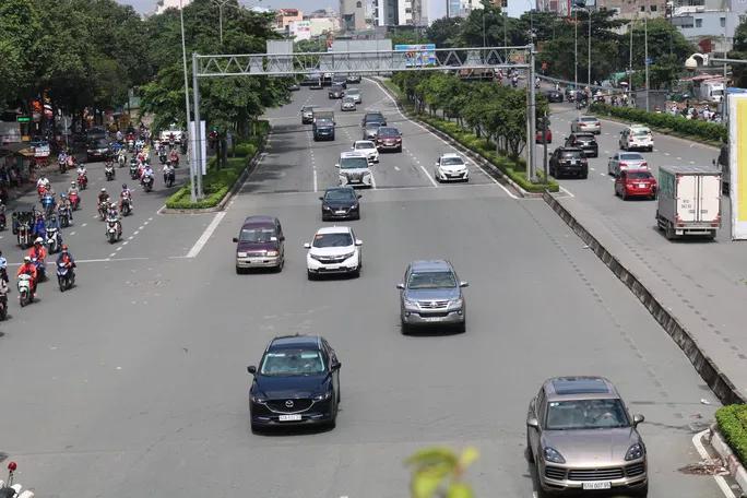TPHCM muốn thu phí ô tô lưu thông vào trung tâm
