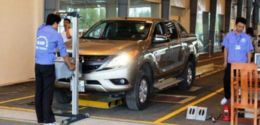 Hơn 16.000 ôtô hết niên hạn sử dụng