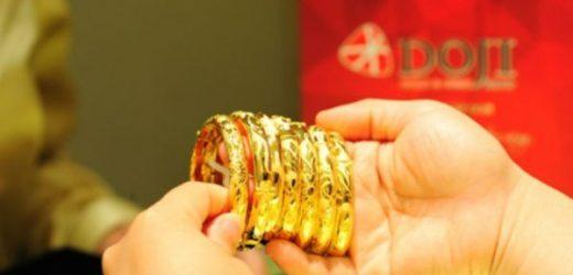 Lên đỉnh 8 năm, giá vàng được dự báo tiếp tục tăng