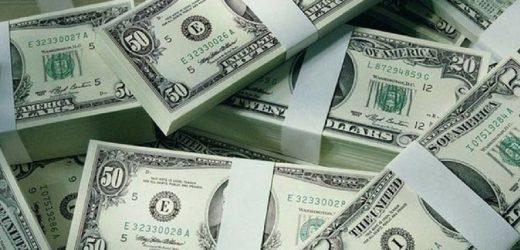 Giá USD giảm nhẹ phiên đầu tuần