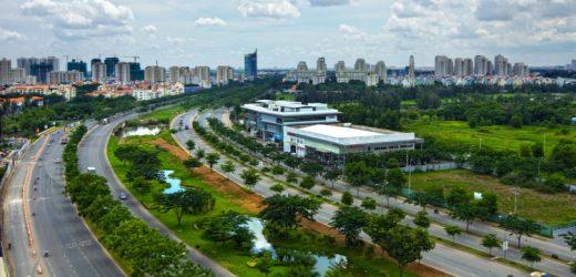 TP.HCM bán đấu giá 2 khu đất ở Khu đô thị mới Nam thành phố
