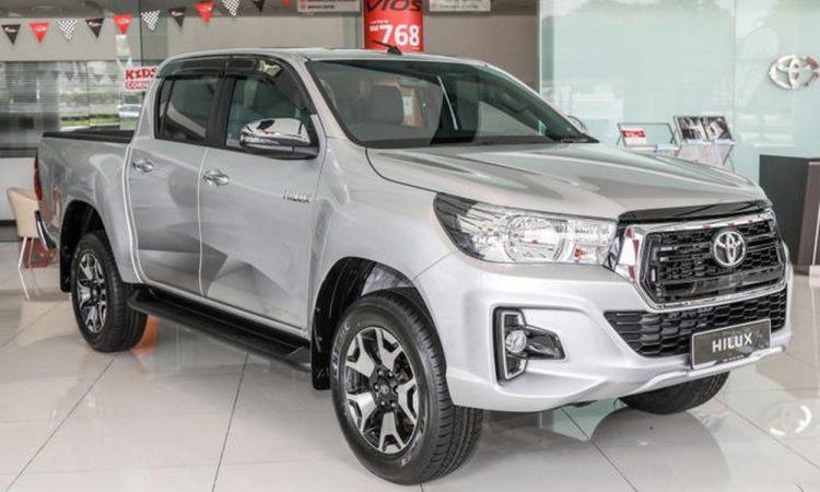 Triệu hồi Toyota Hilux 2019 liên quan đến lỗi rò rỉ nhiên liệu