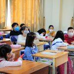 Học sinh ở địa phương không có dịch nCoV có thể đi học lại