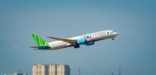 Bloomberg: Bamboo Airways muốn chi 5 tỷ USD mua 12 chiếc 777x