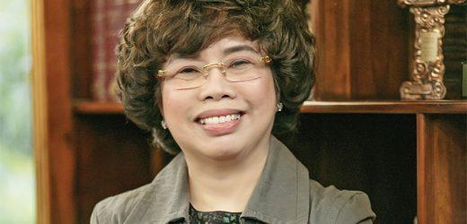 Bà Thái Hương và bức thư gửi Tổng thống Putin
