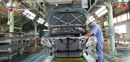 Thị trường ôtô: Phân khúc thấp hút khách