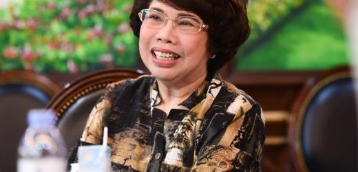 """Doanh nhân Thái Hương – """"Hạnh phúc đích thực"""" & mục tiêu 400.000 bò sữa"""