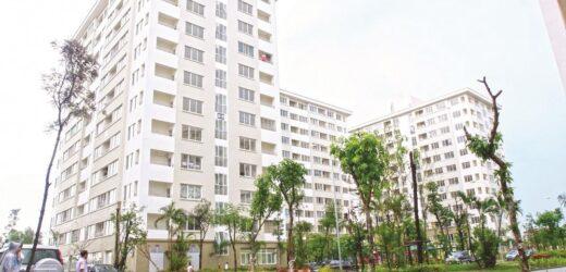 Nhà ở thương mại giá thấp khó làm vì thiếu quỹ đất