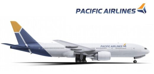 Kiến nghị cho Pacific Airlines đổi nhận diện thương hiệu trong tháng 7