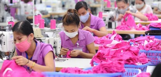 Dệt may xuất khẩu sang EAEU có nguy cơ vượt ngưỡng quy định