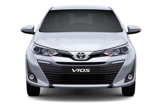 Toyota Vios bản nâng cấp 2021 lộ diện với nhiều thay đổi