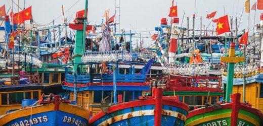 Đà Nẵng cấm tàu, thuyền ra khơi để tránh bão số 5