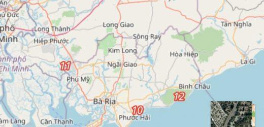 Bà Rịa – Vũng Tàu công khai 18 khu đất công đưa ra đấu giá trong năm 2020
