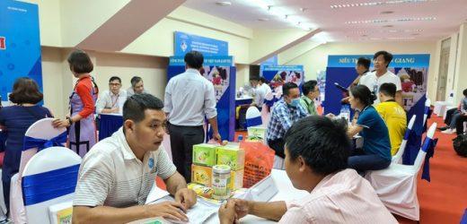 Hơn 1.000 doanh nghiệp đến TP.HCM chào hàng