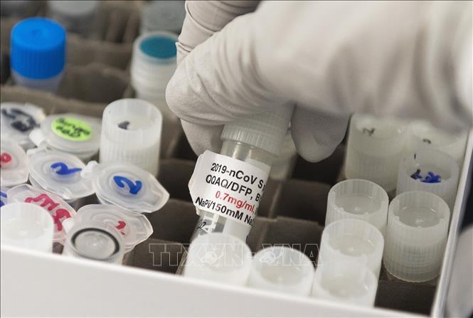 Mỹ và Ấn Độ hợp tác cung ứng vaccine chống virus SARS CoV-2
