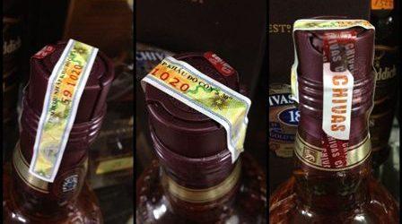 Đề xuất dán tem điện tử cho rượu và thuốc lá