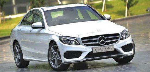 Lỗi túi khí hơn 3000 chiếc Mercedes bị triệu hồi tại thị trường Việt Nam