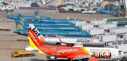 Đề xuất giảm thuế BVMT đối với nhiên liệu bay đến hết năm 2021