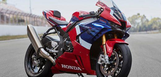 Honda CBR1000RR-R Fireblade bị triệu hồi do lỗi cần số