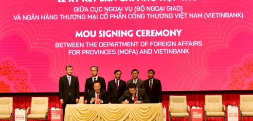 VietinBank hợp tác thúc đẩy kết nối quốc gia Việt Nam – Nhật Bản