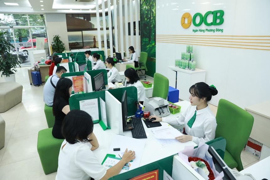 OCB đạt 1.276 tỷ đồng lợi nhuận trước thuế trong quý 1/2021