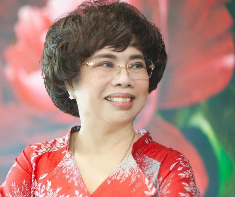 Nữ anh hùng lao động thời kỳ đổi mới Thái Hương: Những dấu ấn tiên phong