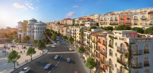 Sắp ra mắt chính thức The Center – tâm điểm phồn hoa của thị trấn Địa Trung Hải Nam Phú Quốc
