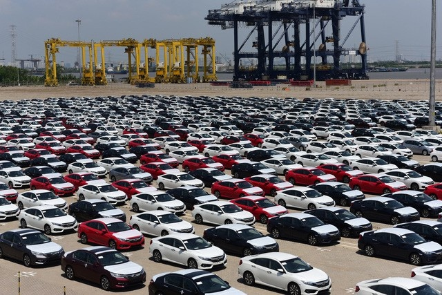 Đấu giá hạn ngạch nhập khẩu ô tô đã qua sử dụng năm 2021: Không có doanh nghiệp tham gia