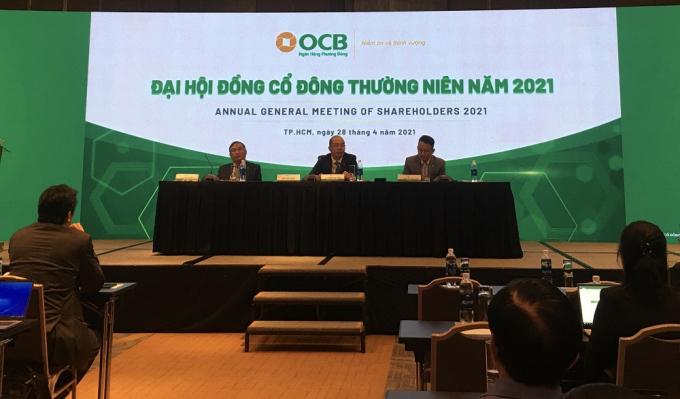 OCB đặt kế hoạch lợi nhuận 5.500 tỷ đồng, chia cổ tức 25%