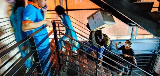 Bổ sung 3 thang máy ở sân bay Tân Sơn Nhất trước 30/4
