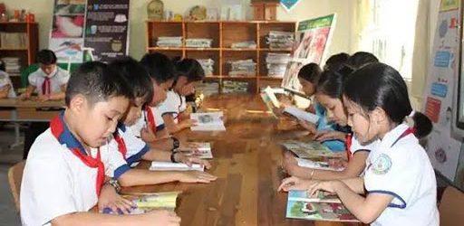 Khuyến khích nhà trường dành 1 tiết/1 tuần cho học sinh đọc sách