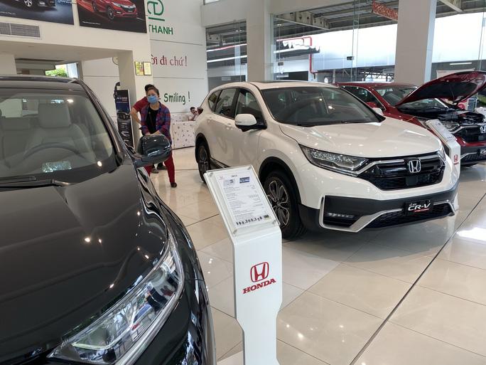 Honda triệu hồi gần 30.000 xe vì lỗi bơm nhiên liệu