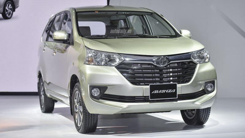 Thu hồi hơn 3000 ô tô Avanza, Rush của Toyota Việt Nam để khắc phục lỗi