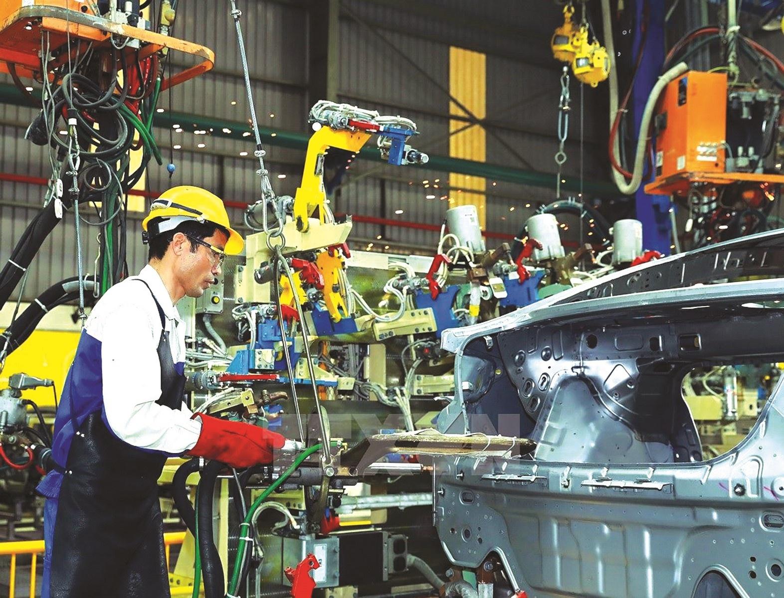 Công nghiệp hỗ trợ: Nắm bắt cơ hội tham gia chuỗi cung ứng toàn cầu