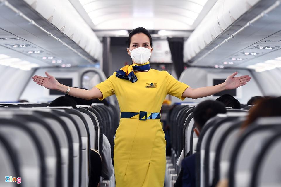 Tạm dừng các chuyến bay giữa Quảng Ninh, Gia Lai với TP.HCM