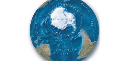 Chính thức công nhận đại dương thứ 5