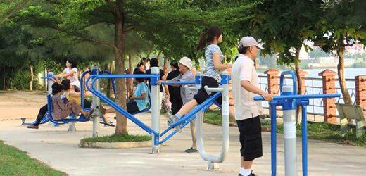 Hà Nội cho phép hoạt động thể thao ngoài trời, sân golf hoạt động trở lại từ 0h00 ngày 26/6